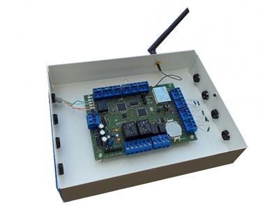 Контроллер сетевой для управления доступом в жилые и производственные помещения Gate-IP-Pro