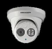 Hikvision DS-2CD2342WD-I (2.8 мм) + ПО DSSL TRASSIR IP, Kомплект IP-камера видеонаблюдения уличная купольная Hikvision DS-2CD2342WD-I (2.8 мм) + ПО DSSL TRASSIR IP