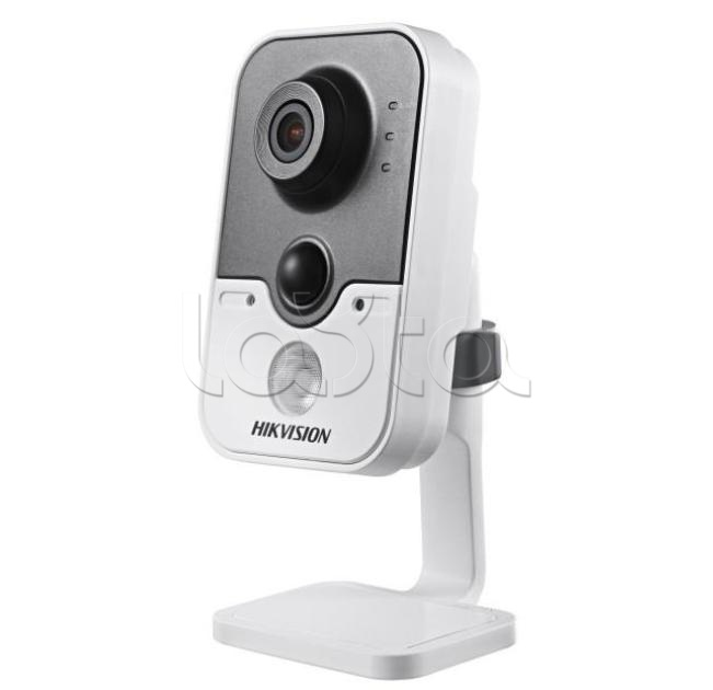 Hikvision DS-2CD2432F-IW (4 мм) + ПО DSSL TRASSIR IP, Комплект IP-камера видеонаблюдения уличная миниатюрная Hikvision DS-2CD2432F-IW (4 мм) + ПО DSSL TRASSIR IP