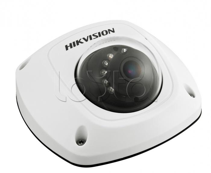 Hikvision DS-2CD2532F-IS (2,8 мм) + ПО DSSL TRASSIR IP, Комплект IP-камера видеонаблюдения уличная купольная Hikvision DS-2CD2532F-IS (2,8 мм) + ПО DSSL TRASSIR IP