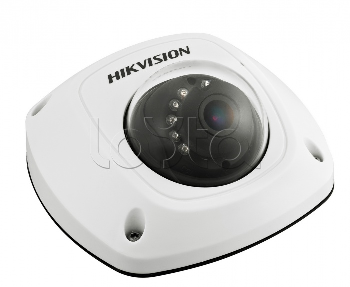 Hikvision DS-2CD2532F-IS (4 мм) + ПО DSSL TRASSIR IP, Комплект IP-камера видеонаблюдения уличная купольная Hikvision DS-2CD2532F-IS (4 мм) + ПО DSSL TRASSIR IP