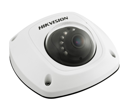 IP-камера видеонаблюдения уличная купольная Hikvision DS-2CD2532F-IS (6 мм)
