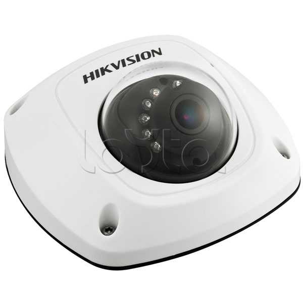 Hikvision DS-2CD2542FWD-IS (2.8mm) + ПО DSSL TRASSIR IP, Kомплект IP-камера видеонаблюдения уличная купольная Hikvision DS-2CD2542FWD-IS (2.8mm) + ПО DSSL TRASSIR IP