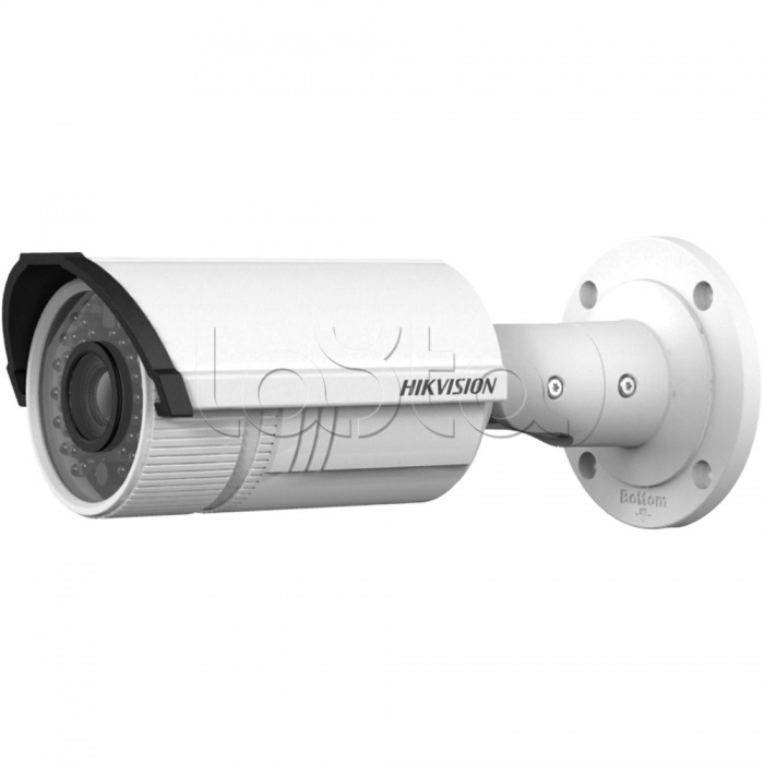 Hikvision DS-2CD2612F-IS + ПО DSSL TRASSIR IP, Комплект IP-камера видеонаблюдения уличная в стандартном исполнении Hikvision DS-2CD2612F-IS + ПО DSSL TRASSIR IP