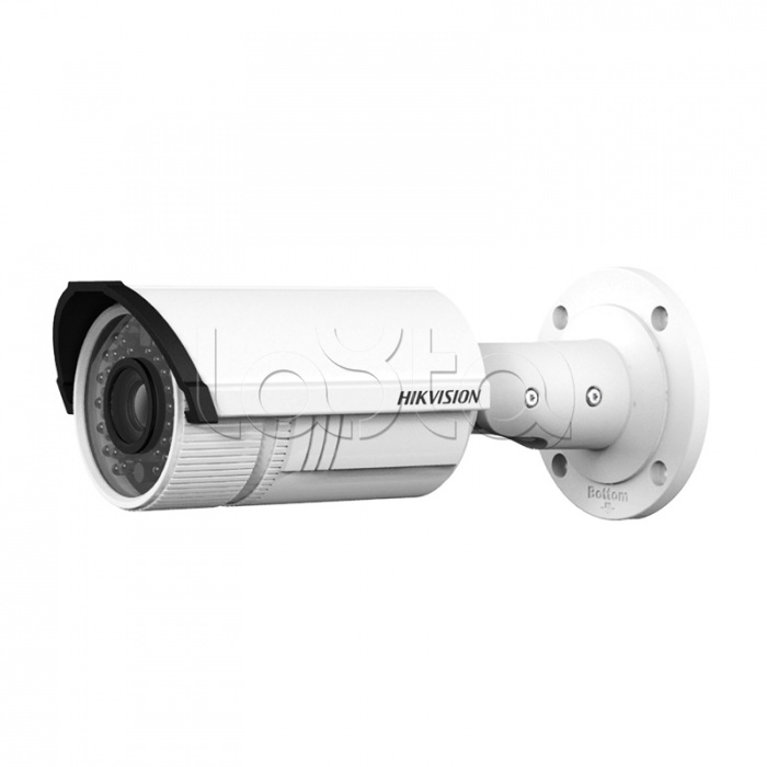 Hikvision DS-2CD2622F-IS + ПО DSSL TRASSIR IP, Комплект камера видеонаблюдения уличная в стандартном исполнении Hikvision DS-2CD2622F-IS + ПО DSSL TRASSIR IP