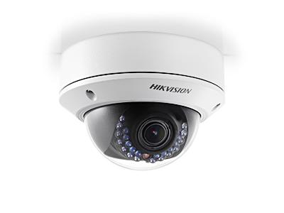IP-камера видеонаблюдения уличная купольная Hikvision DS-2CD2722FWD-IS