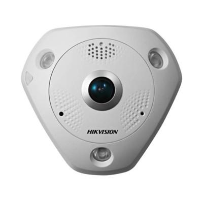 Камера видеонаблюдения PTZ рыбий глаз Hikvision DS-2CD6362F-IS