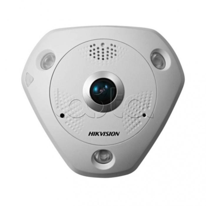 Hikvision DS-2CD6362F-IVS, Камера видеонаблюдения PTZ рыбий глаз Hikvision DS-2CD6362F-IVS