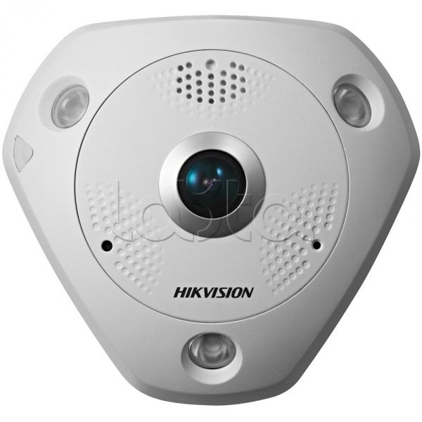 Hikvision DS-2CD63C2F-IVS, IP-камера видеонаблюдения купольная Hikvision DS-2CD63C2F-IVS
