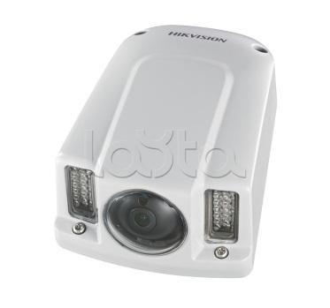 Hikvision DS-2CD6510-I (6мм), IP-камера видеонаблюдения миниатюрная Hikvision DS-2CD6510-I (6мм)