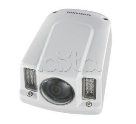 Hikvision DS-2CD6510-IO (12мм), IP-камера видеонаблюдения миниатюрная Hikvision DS-2CD6510-IO (12мм)