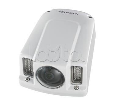Hikvision DS-2CD6510-IO (4мм), IP-камера видеонаблюдения миниатюрная Hikvision DS-2CD6510-IO (4мм)