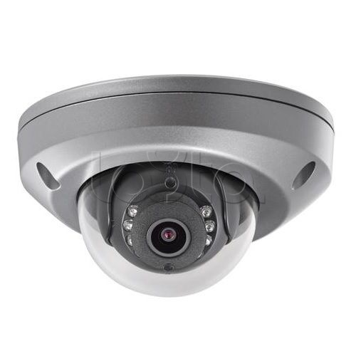 Hikvision DS-2CD6510DT-IO (6мм), IP-камера видеонаблюдения купольная Hikvision DS-2CD6510DT-IO (6мм)