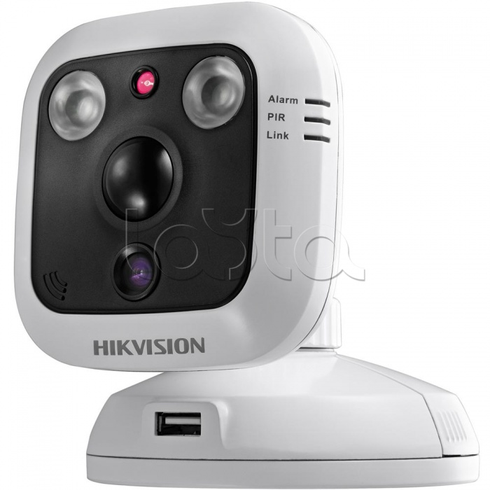 Hikvision DS-2CD8464F-EI, IP-камера видеонаблюдения миниатюрная Hikvision DS-2CD8464F-EI