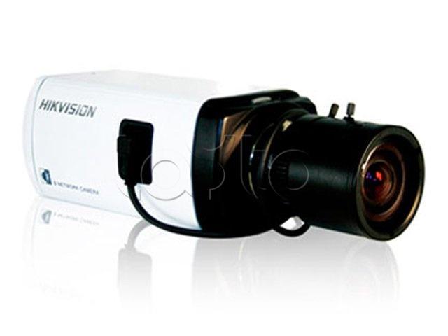 Hikvision DS-2CD853F-E(W), IP-камера видеонаблюдения в стандартном исполнении Hikvision DS-2CD853F-E(W)