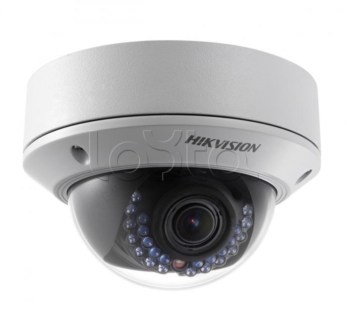 Hikvision DS-2СD2732F-IS, IP-камера видеонаблюдения купольная Hikvision DS-2СD2732F-IS