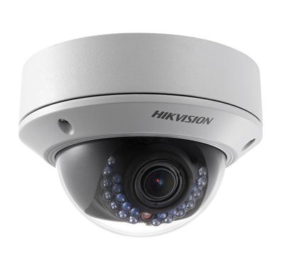 IP-камера видеонаблюдения купольная Hikvision DS-2СD2732F-IS