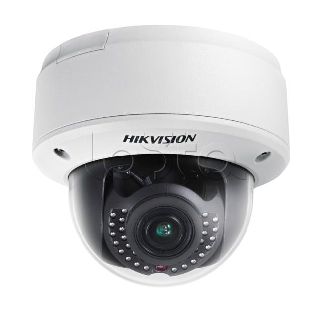 Hikvision iDS-2CD6124FWD-I/H, IP-камера видеонаблюдения купольная Hikvision iDS-2CD6124FWD-I/H