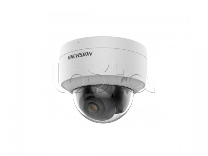 Hikvision DS-2CD2147G2-SU(2.8mm), IP-камера видеонаблюдения уличная купольная Hikvision DS-2CD2147G2-SU(2.8mm)