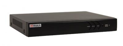 Видеорегистратор цифровой гибридный 8 канальный HiWatch DS-H108U