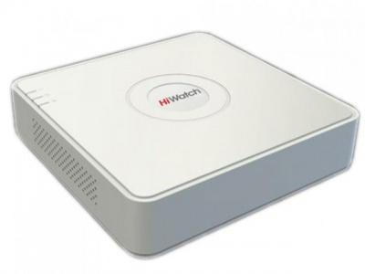 Видеорегистратор 8-ми канальный HiWatch DS-H208QA