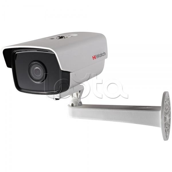 HiWatch DS-I110 (4 мм), IP-камера видеонаблюдения уличная в стандартном исполнении HiWatch DS-I110 (4 мм)