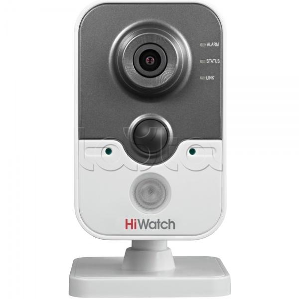 HiWatch DS-I114 (6 мм), IP-камера в компактном корпусе HiWatch DS-I114 (6 мм)