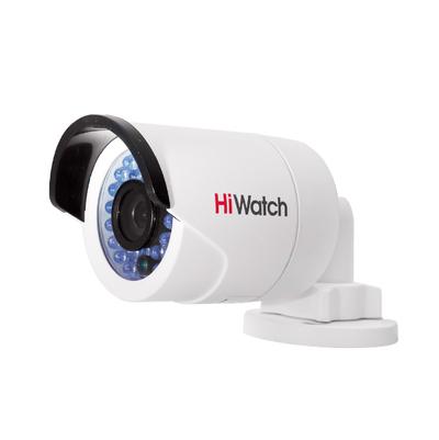 IP-камера видеонаблюдения уличная в стандартном исполнении HiWatch DS-N201 (4 мм)