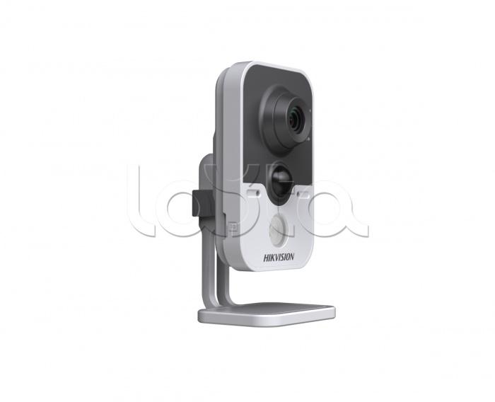 HiWatch DS-N241 (4 мм), IP-камера в компактном корпусе HiWatch DS-N241 (4 мм)