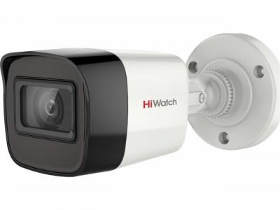 Камера видеонаблюдения уличная в стандартном исполнении HiWatch DS-T200A (2.8 mm)