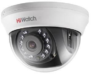 Камера видеонаблюдения купольная HiWatch DS-T201 (2.8 мм)