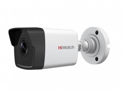 IP-камера видеонаблюдения в стандартном исполнении HiWatch DS-I400(С) (2.8 mm)