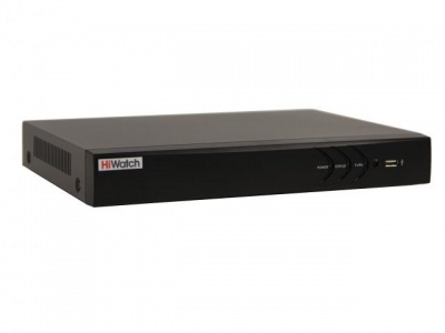 IP-видеорегистратор 8-ми канальный HiWatch DS-N308(C)