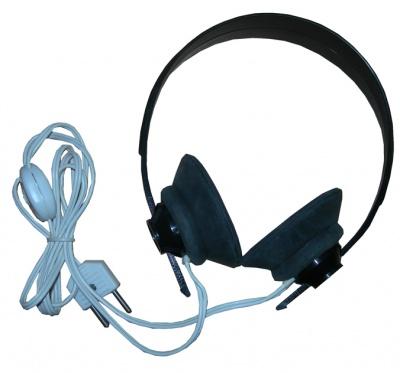 Телефон головной электромагнитный Hostcall ТОН-2М