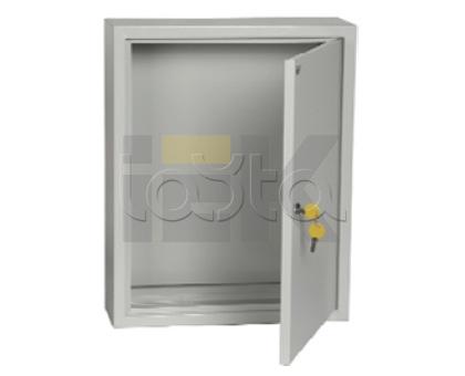 Щит с монтажной панелью IEK ЩМП-4-0 36 УХЛ3 (YKM40-04-31)