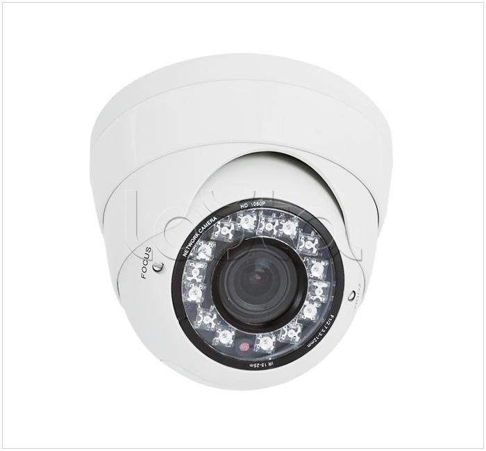 Infinity CQD-2000EX 3312 (3.3 - 12 мм), IP-камера видеонаблюдения миниатюрная антивандальная Infinity CQD-2000EX 3312 (3.3 - 12 мм)