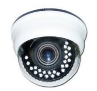 Камера видеонаблюдения купольная Инфотех AVC-018