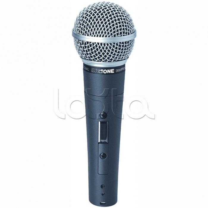 Invotone DM300PRO, Микрофон вокальный динамический Invotone DM300PRO