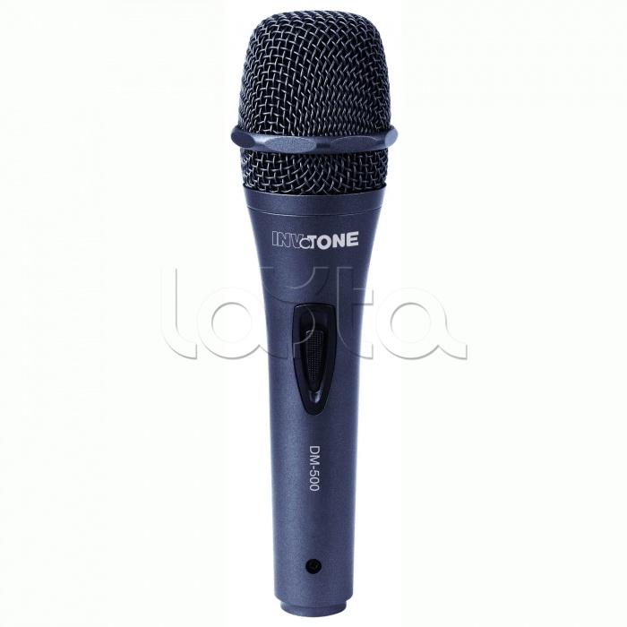 Invotone DM500, Микрофон вокальный динамический Invotone DM500