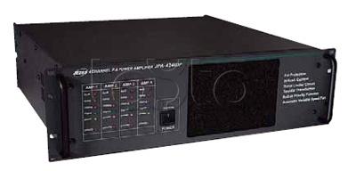 JediА JPА-4240DP, Усилитель мощности трансляционный четырехканальный Jedia JPА-4240DP