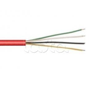 КабельЭлектроСвязь КСВВнг(А)-LS 4x0,5 (200 м), Кабель неэкранированный, для систем связи и сигнализации, с пониженным дымо- и газовыделением КСВВнг(А)-LS 4x0,5 КабельЭлектроСвязь (200 м)