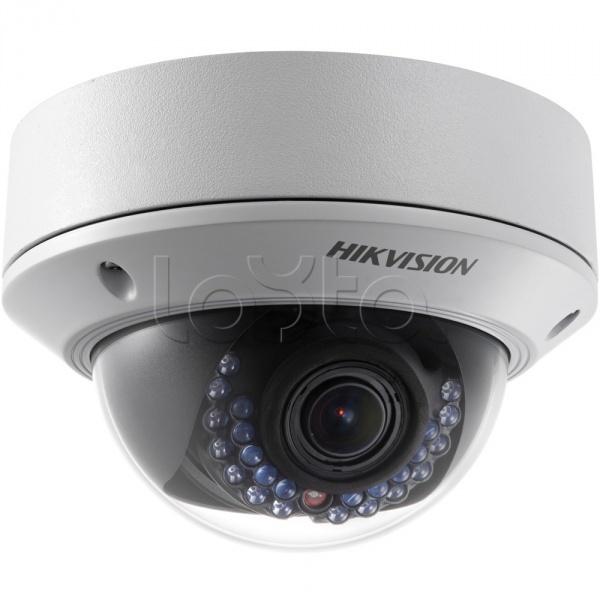 Комплект Hikvision DS-2CD2742FWD-IS + ПО DSSL TRASSIR IP, Комплект IP-камера видеонаблюдения уличная купольна Комплект Hikvision DS-2CD2742FWD-IS + ПО DSSL TRASSIR IP