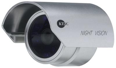 Камера видеонаблюдения уличная в стандартном исполнении KT&C KPC-S50NHV1