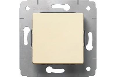 Переключатель на 2 направления Cariva автоматические клеммы 10 АX 250 В слоновая кость Legrand 773757