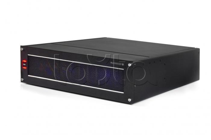 Macroscop NVR-9 M, IP-видеорегистратор 9 канальный Macroscop NVR-9 M