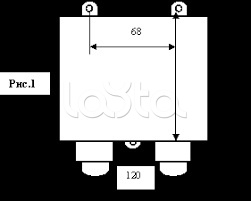 Магнито-Контакт БЗЛ-ШП Аякс исп.03, Блок защиты линии шлейфа сигнализации и питания приборов систем сигнализации Магнито-Контакт БЗЛ-ШП Аякс исп.03
