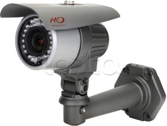 MICRODIGITAL MDC-i6060VTD-24H, IP-камера видеонаблюдения уличная в стандартном исполнении MICRODIGITAL MDC-i6060VTD-24H