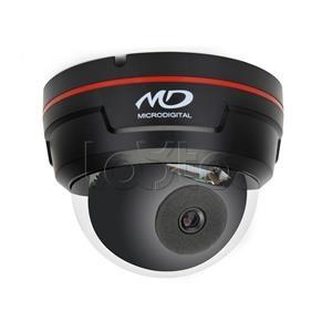 MICRODIGITAL MDC-i7020F, IP-камера видеонаблюдения купольная MICRODIGITAL MDC-i7020F