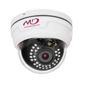 MICRODIGITAL MDC-i7030VTD-28, IP-камера видеонаблюдения купольная MICRODIGITAL MDC-i7030VTD-28