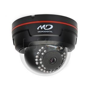 MICRODIGITAL MDC-i7060FTD-30 , IP-камера видеонаблюдения купольная MICRODIGITAL MDC-i7060FTD-30